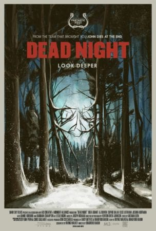 TROY'S SPEED ROUND MOVIE REVIEWS: Dead Night, Face of Evil, The Coolest Guy Movie Ever, Five Fingers for Marseilles, Dragon Mountain, The Basement 1
