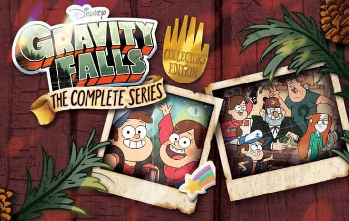 SUNDAY HOME VIDEO NEWS: GRAVITY FALLS, ON THE ROPES, SLEEPLESS IN SEATTLE, HAPPY ENDINGS, MASTERS OF SEX and more! 1