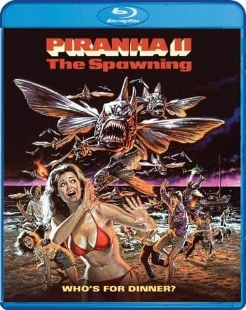 PIRANHA II: THE SPAWNING 1