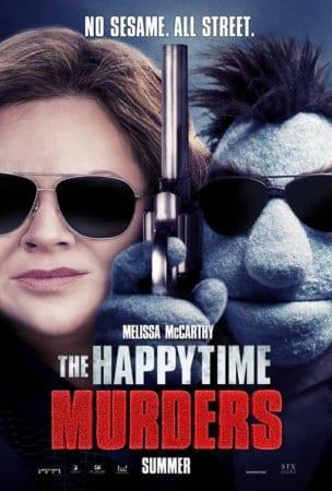HAPPYTIME MURDERS, THE 1