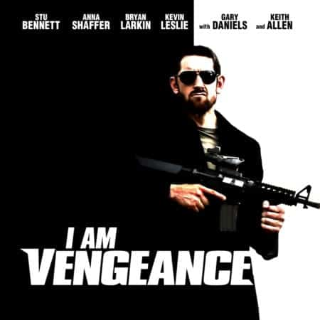I Am Vengeance arrives on Blu-ray™ (plus Digital) and DVD October 23 1