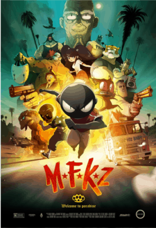 MFKZ lands a voice cast! RZA is getting all up in your GKIDS anime. 1
