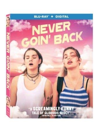 Never Goin' Back arrives on DVD October 30 1
