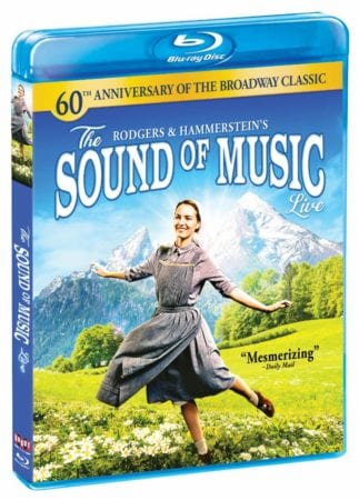 On 11/6, Shout! Studios Brings of of the Most Beloved Musicals of All Time to BD/DVD with THE SOUND OF MUSIC LIVE 1