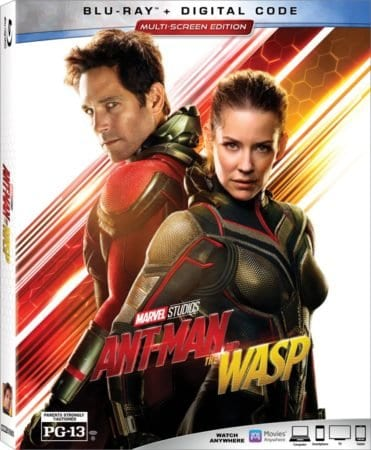 Disney's ANT-MAN AND THE WASP Comes Home on Digital 10/2 and Blu-ray, 4K Ultra HD on 10/16 1