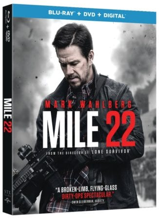 """Mark Wahlberg Stars in """"Mile 22"""", Available on Digital 10/30 and Blu-ray & DVD 11/13 1"""