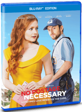"""Indie Dramedy """"No Postage Necessary"""" Arrives on Blu-ray and DVD October 2nd 1"""