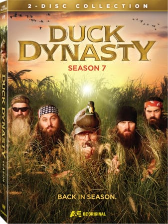 DUCK DYNASTY: SEASON 7 3