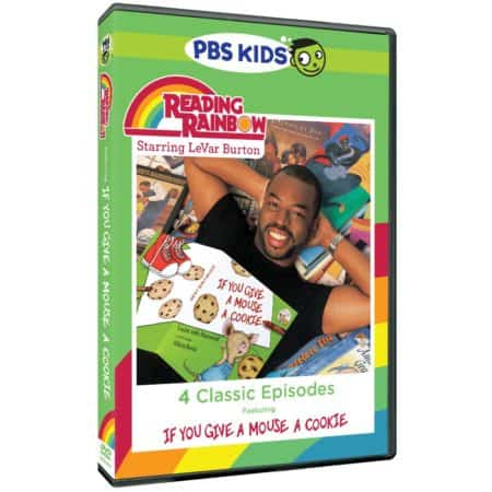 READING RAINBOW: IF YOU GIVE A MOUSE A COOKIE 5