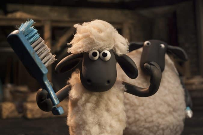 """HERE'S SOME NEW IMAGES FROM """"SHAUN THE SHEEP"""" 1"""