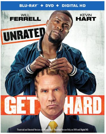 "Own ""Get Hard"" on Blu-ray Combo Pack on June 30th or own it early on Digital HD on June 9th 10"