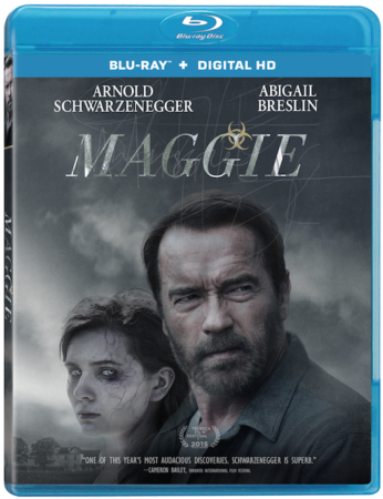 Arnold Schwarzenegger Stars In Post-Apocalyptic Thriller Maggie Arriving On Digital HD June 30 and Blu-ray and DVD July 7 7