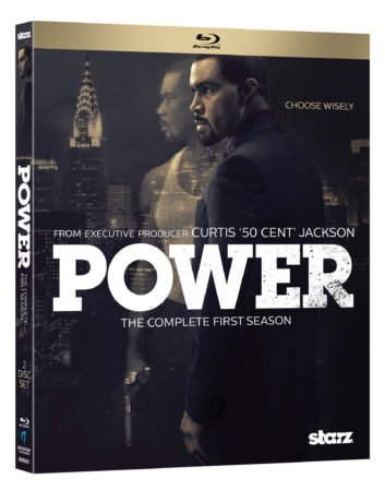 POWER: THE COMPLETE FIRST SEASON 5
