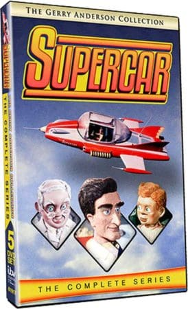 SUPERCAR: THE COMPLETE SERIES 1