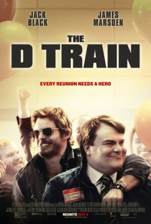 Watch Jack Black & James Marsden give the ultimate tease in this steamy new teaser for THE D TRAIN 3
