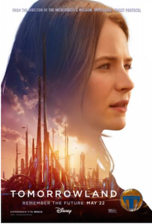 "MEET CASEY FROM ""TOMORROWLAND"" 7"