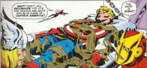 THE AVENGERS PROJECT: CHAPTER 6 - CAPTAIN AMERICA 5