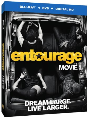 Entourage Arrives Onto Blu-ray Combo Pack and DVD on September 29 or Own It Early on Digital HD on August 25! 3