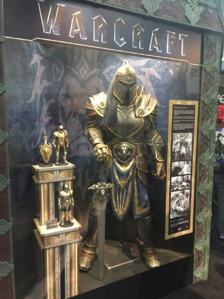 SDCC 2015 RECAP: WARCRAFT (2016) 5
