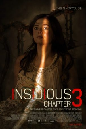INSIDIOUS: CHAPTER 3 1
