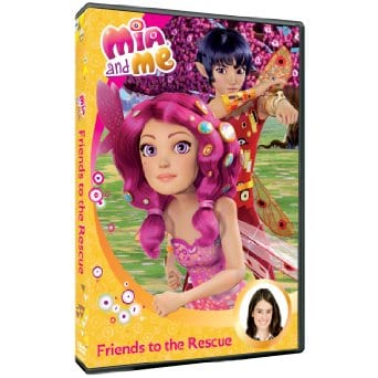 MIA AND ME: FRIENDS TO THE RESCUE 1