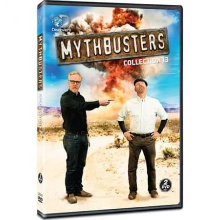 MYTHBUSTERS: COLLECTION 13 1