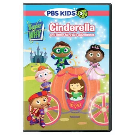 SUPERWHY: CINDERELLA AND OTHER FAIRYTALE ADVENTURES 4