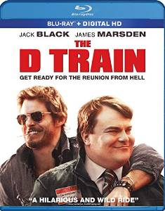 The D Train arrives on Blu-ray/DVD/On Demand Sept. 1 and on Digital HD Aug. 18 8