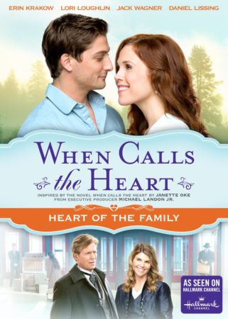 WHEN CALLS THE HEART: HEART OF THE FAMILY 7