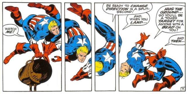 THE AVENGERS PROJECT: CHAPTER 6 - CAPTAIN AMERICA 11