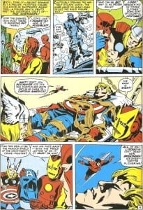 THE AVENGERS PROJECT: CHAPTER 6 - CAPTAIN AMERICA 7