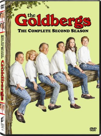 The Goldbergs Season 2 arrives on DVD 9/8 3