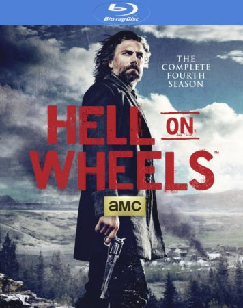 HELL ON WHEELS: THE COMPLETE FOURTH SEASON 5
