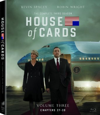 HOUSE OF CARDS: THE COMPLETE THIRD SEASON 9