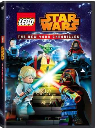 LEGO® STAR WARS: The New Yoda Chronicles on DVD 9/15 9