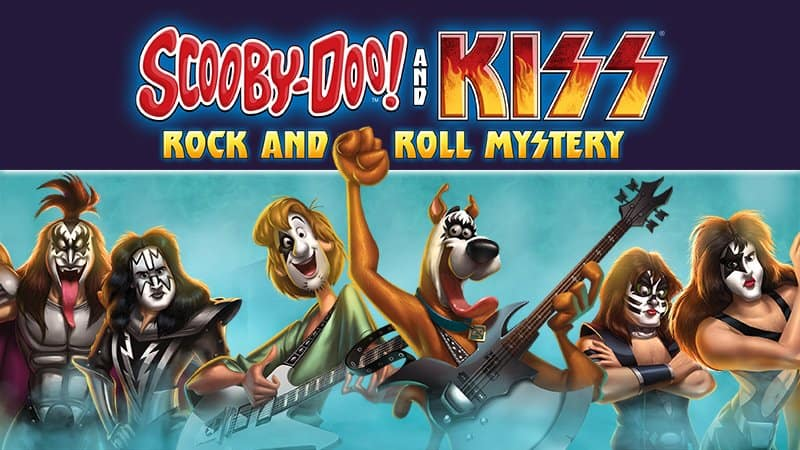 Enter to win Scooby-Doo! and KISS: Rock and Roll Mystery on Blu-ray! 9