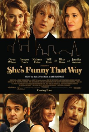 """SHE'S FUNNY THAT WAY"" LANDS A NEW CLIP AND RELEASE DATE! 5"
