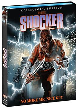 Wes Craven's SHOCKER Collector's Edition Blu-ray set - hitting national shelves on Sept 8 7