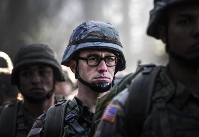 """SNOWDEN"" HITS THEATERS ON CHRISTMAS DAY. CHECK OUT THE TEASER TRAILER. 9"
