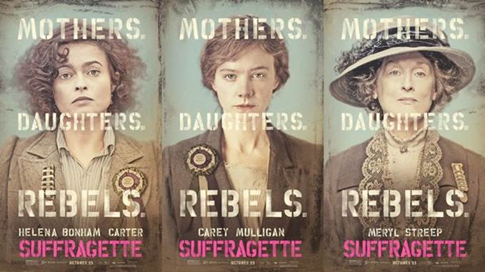 """SUFFRAGETTE"" LANDS NEW POSTER ART 3"