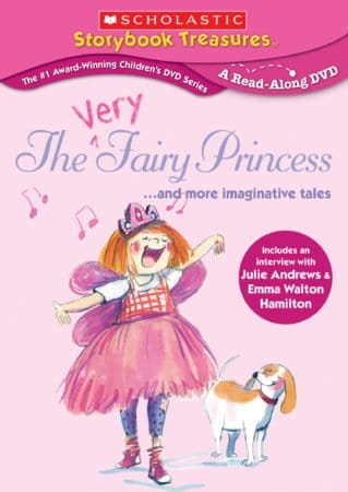 VERY FAIRY PRINCESS, THE: AND MORE IMAGINATIVE TALES 1