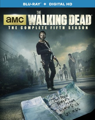 WALKING DEAD, THE: THE COMPLETE FIFTH SEASON 4