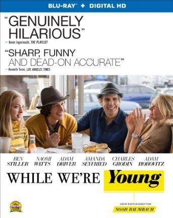 WHILE WE'RE YOUNG 5