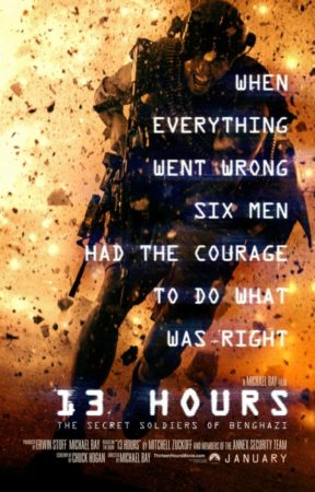 "LOUISVILLE PEOPLE! ENTER TO WIN PASSES FOR ""13 HOURS"" 6"