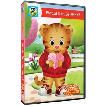 DANIEL TIGER'S NEIGHBORHOOD: WOULD YOU BE MINE? 3