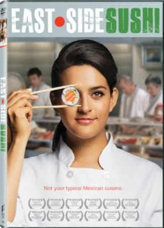 EAST SIDE SUSHI on DVD and Digital May 3 3