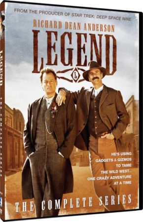 LEGEND: THE COMPLETE SERIES 13