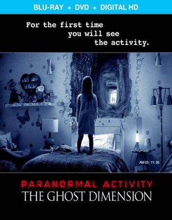 PARANORMAL ACTIVITY: THE GHOST DIMENSION - NEW UNRATED CUT 13