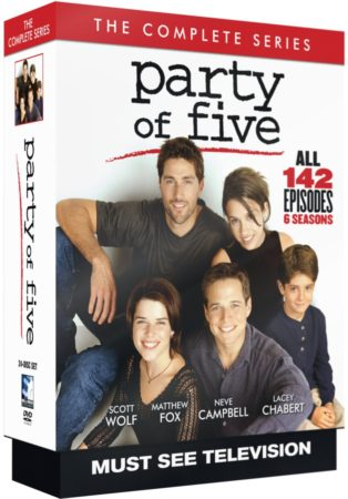 PARTY OF FIVE: THE COMPLETE SERIES 9