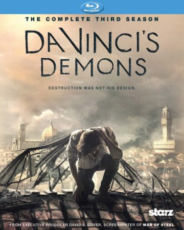 DA VINCI DEMON'S: THE COMPLETE THIRD SEASON 17